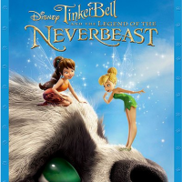 Disney's TINKER BELL AND THE LEGEND OF THE NEVERBEAST DVD Review
