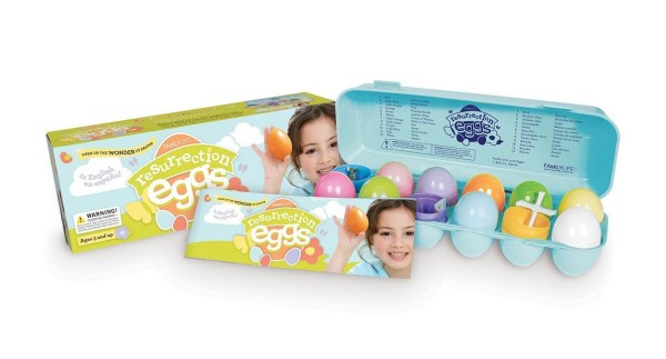 Resurrection Easter Eggs