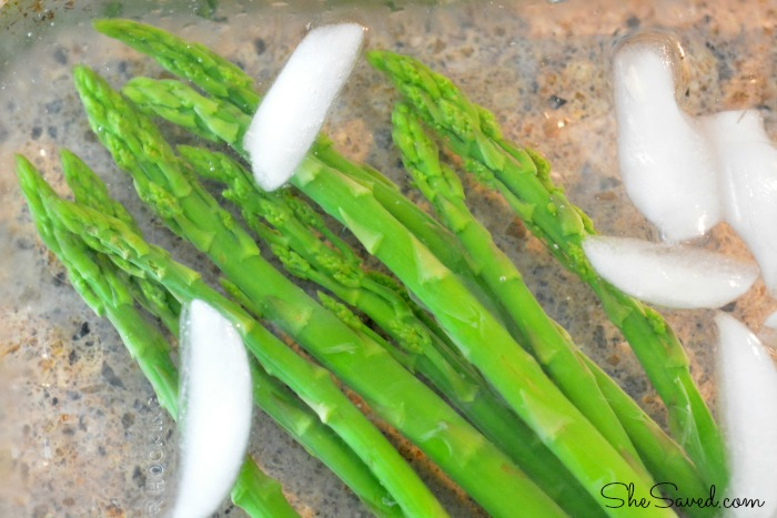 Cooking Asparagus
