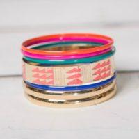 Bangle Bracelet Sets For $5.95 Shipped