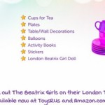 The Beatrix Girls Tea Time in London Giveaway!