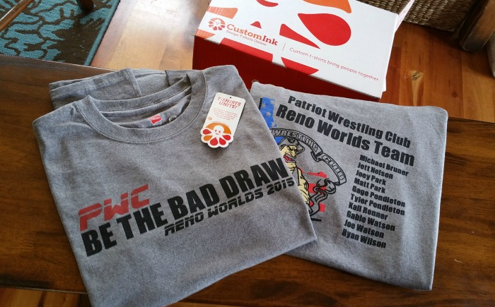 Create the Perfect Custom T-Shirts for Your Event at CustomInk