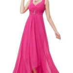 Ever Pretty V-Neck Prom Dress