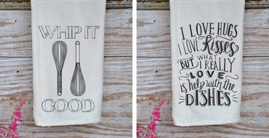 Gourmet Flour Sack Tea Towels