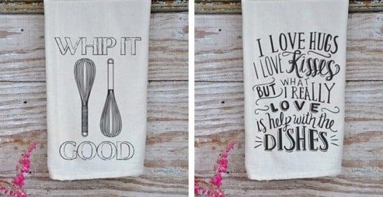 Gourmet Flour Sack Tea Towels