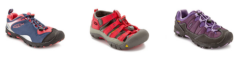Big Savings on KEEN Shoes for Kids!