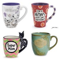 Mother Mugs Make a Great Mother's Day Gift