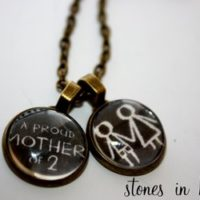 Mother's Day Charm Necklaces For $14.99