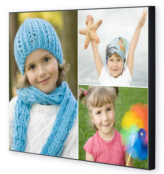 Great Mother's Day Gift Idea: 11×14 Photo Panel for $29 SHIPPED!