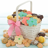 Spring Treats Gift Basket For $29.99