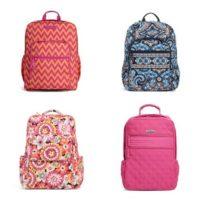 Vera Bradley Save 30% Off Backpacks