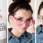 Women's Geek Chic Glasses