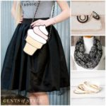Black & White Graphic Accessories Save 50% off + FREE Bracelet With Purchase
