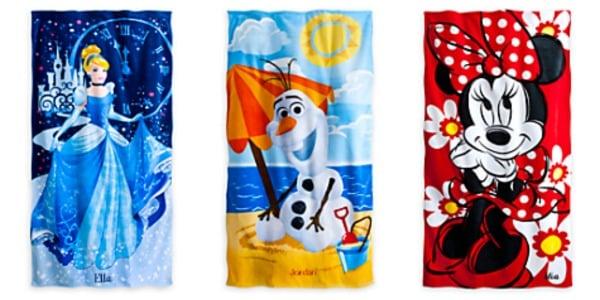 Disney Towels