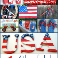 15 Fourth of July Crafts to do with Kids