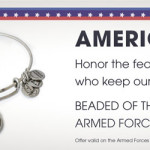 Alex & Ani Armed Forces Collection