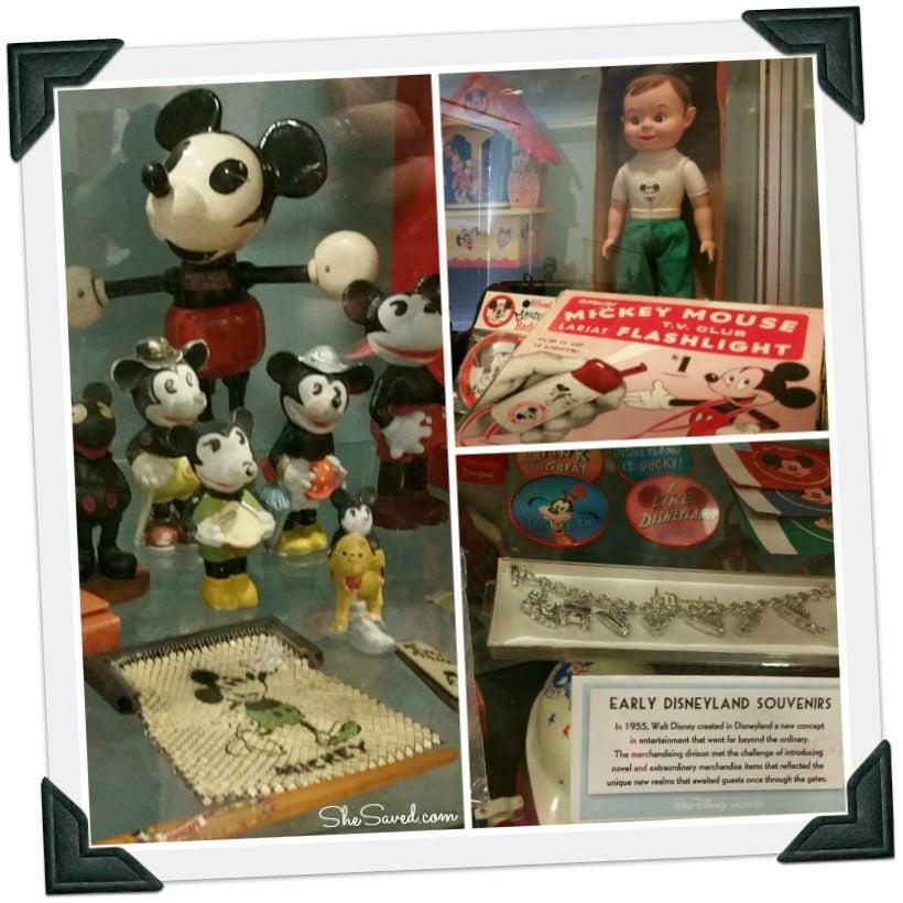 Vintage Disney Souvenirs