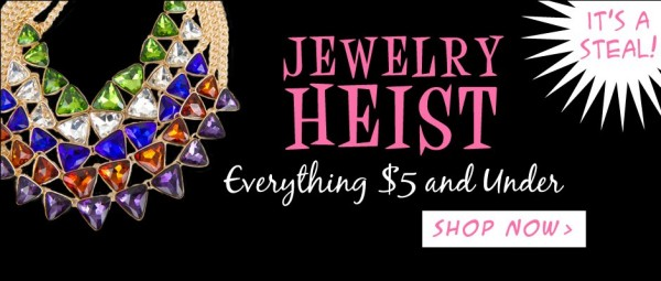 Eleventh Avenue Jewelry Heist