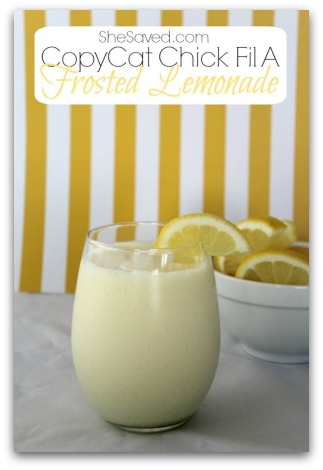 Frosted Lemonade 300