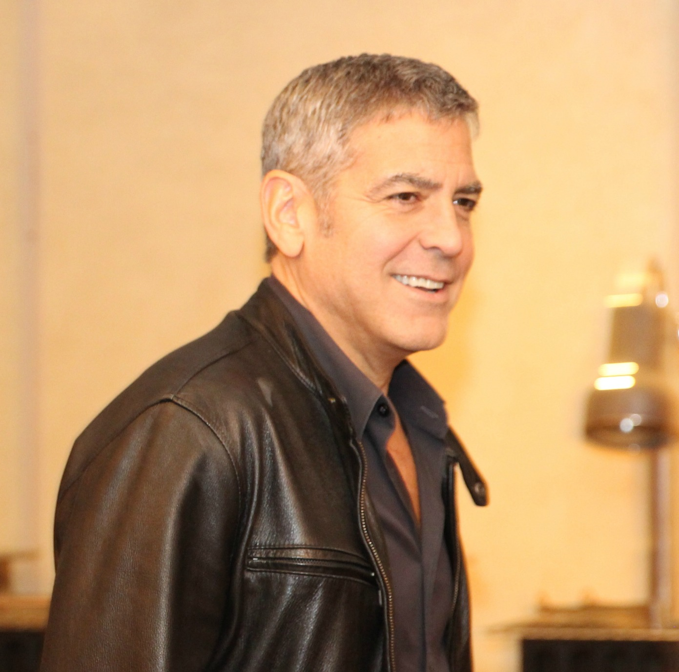 Talking about TOMORROWLAND with George Clooney (Part Two) #TomorrowlandEvent