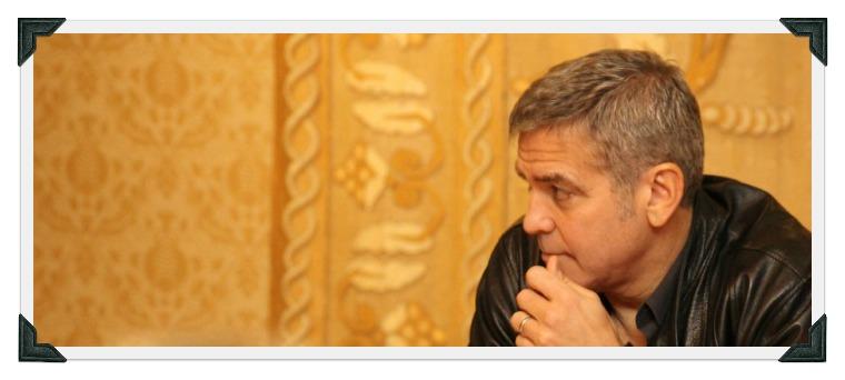 George Clooney Interview