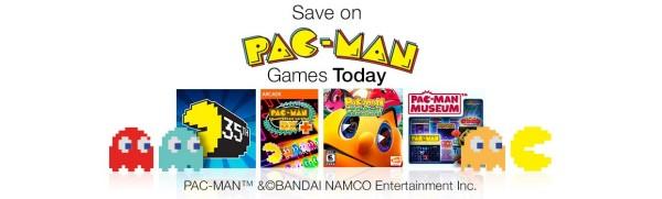 Pac Man Game Deals