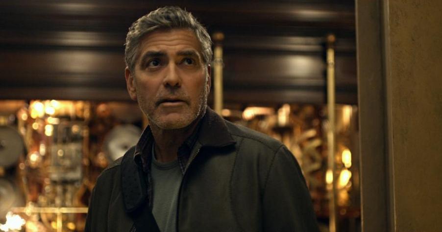 George Clooney as Frank Walker