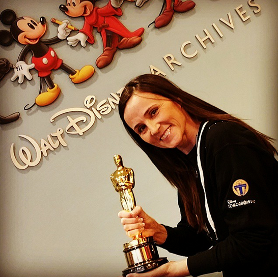 Disney Oscar Award