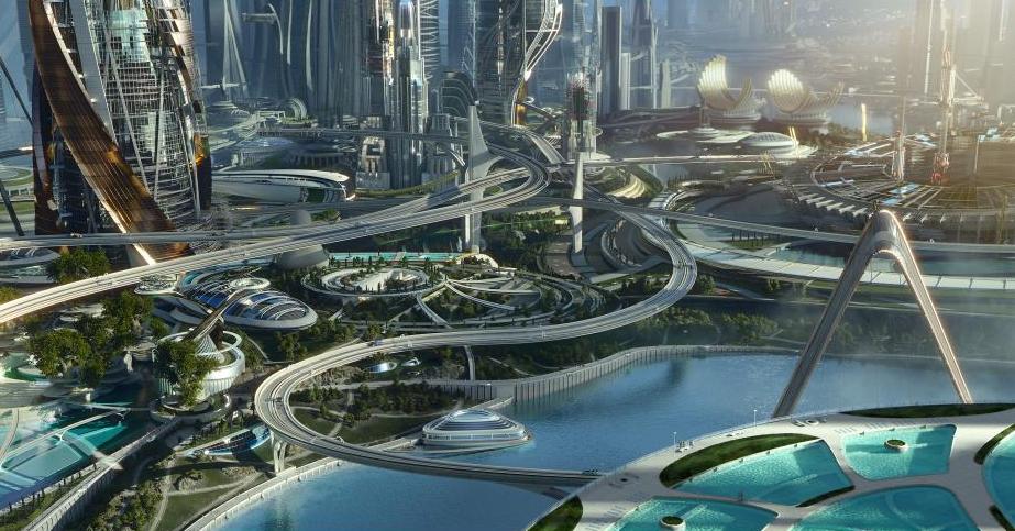 tomorrowland city
