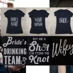 The Complete Wedding T-Shirt Collection