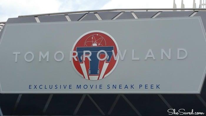 Tomorrowland Sneak Peek