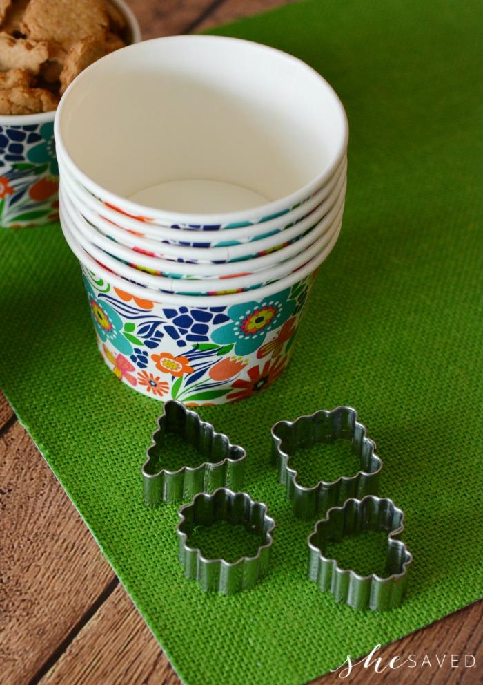 What you need to make homemade graham crackers