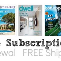 Readers Choice: Pick Five Magazines for Only $20!!