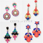 Cents Of Style Statement Earrings