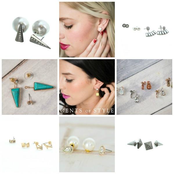 Cents of Style Peekaboo Earrings