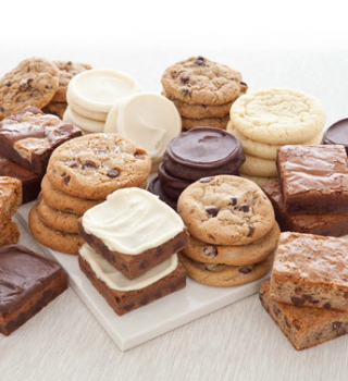 Father's Day Cookies & Brownies