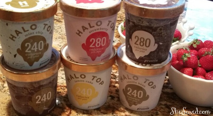 Halo Top Creamery Ice Cream Review (Just 240 Calories per ...