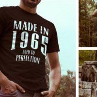 Milestone Birthday T-Shirts For $11.99
