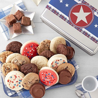 Cheryl's Patriotic Gift Tin For $18.49