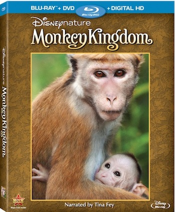 Pre-Order Disneynature Monkey Kingdom
