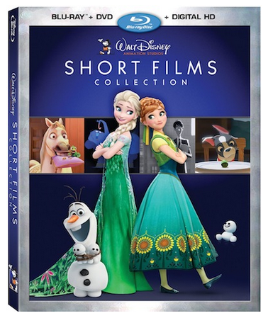 Disney Shorts Films