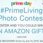 Amazon Prime Day Photo Contest