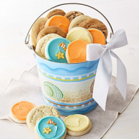 Cheryl's Beach Cookie Pail For $19.99