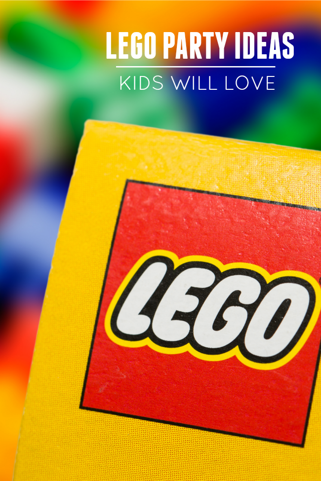 Here are some fun LEGO party ideas for your next kids party!