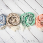 Light Summer Scarves