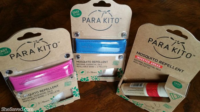 PARA'KITO products are a natural solution to mosquito prevention