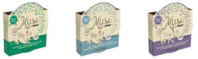 Muse Cat Food