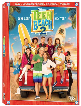 Teen Beach Movie 2 Available NOW on DVD