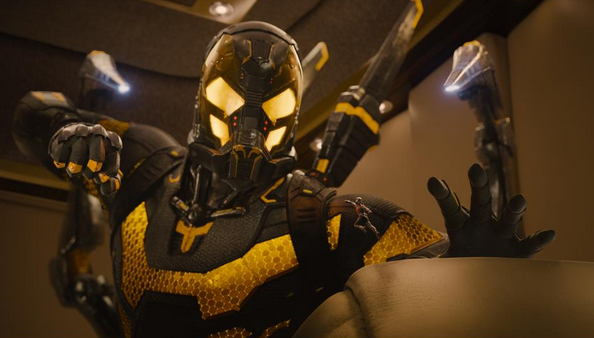 Yellow Jacket in ANTMAN