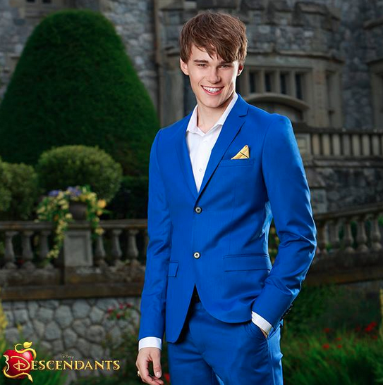 Mitchell Hope as Prince Ben